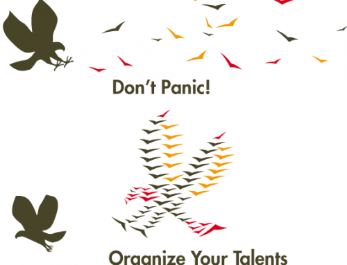 Shackleton's Way: Don't Panic! – Organize Your Talents