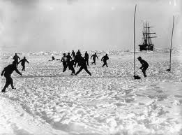 shackleton dont panic