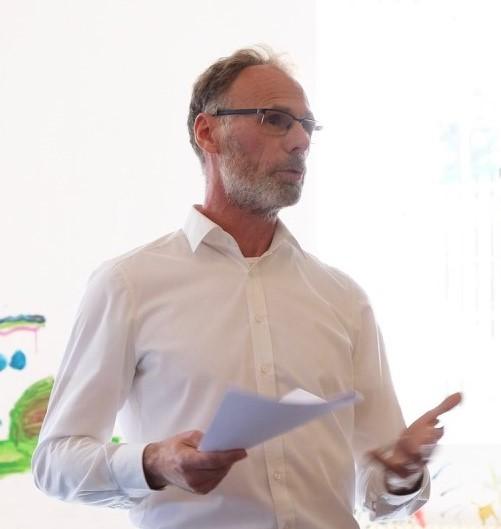 Peter Roemeling over persoonlijke ontwikkeling op boekpresentatie