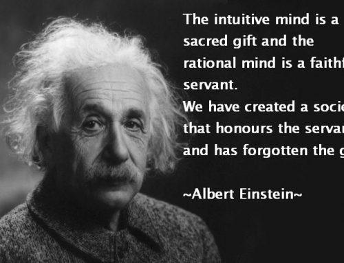Systematisch denken – De sublieme eenvoud van Einstein